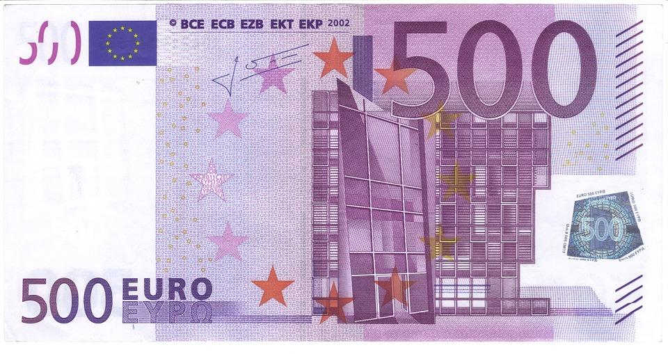 500 eur