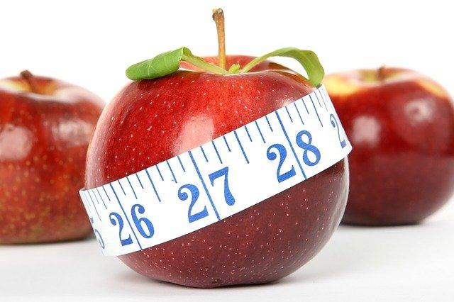 jablko při hubnutí
