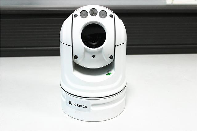 monitorování kamerou