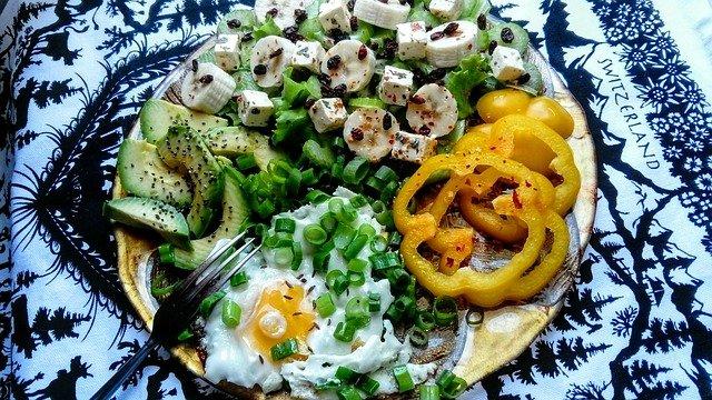 zeleninový pokrm