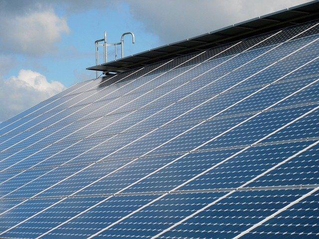 solární střecha