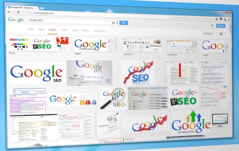 nástěnka google