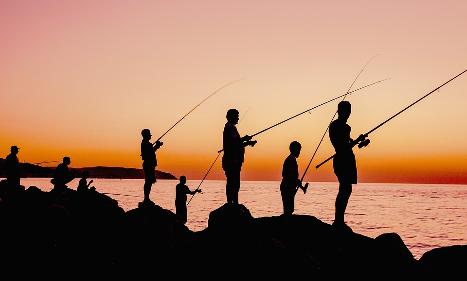 rybářské pruty